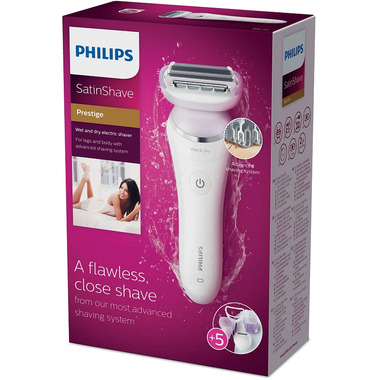 Philips SatinShave Prestige Wet & Dry Electric Shaver