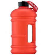 The Big Bottle Co Elite Red Matte 2.2L Water Bottle