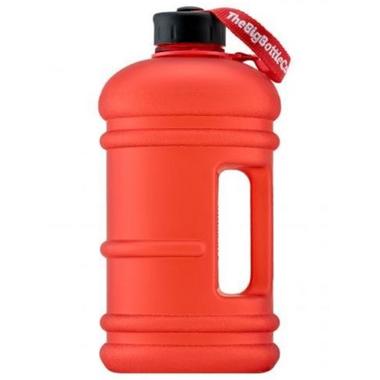 The Big Bottle Co Elite Red Matte 2.2L Water Bottle