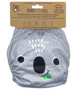 ZOOCCHINI Baby/Toddler One Size Reusable Pocket Diaper with Kai the Koala