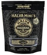 Halvana Halva Mini's Classic Snack Bars