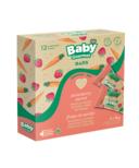 Baby Gourmet Strawberry Carrot Fruit & Veggie Oat Bars
