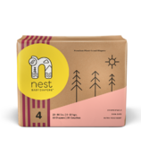 nest Baby Diapers Sustainable Plant Based Size 4