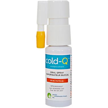 cold-Q Oral Spray
