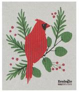 Now Designs Ecologie Tissu éponge suédois Oiseaux de la forêt