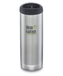 Klean Kanteen TKWide With Cafe Cap Brushed Stainless