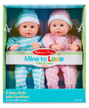 Melissa & Doug Mine to Love Luke and Lucy