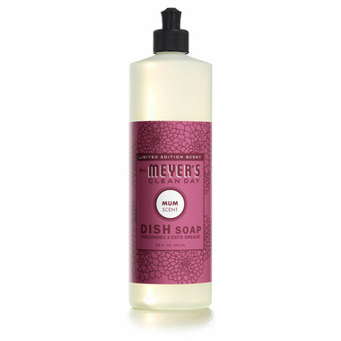 Mrs. Meyer\'s Clean Day Dish Soap Mum
