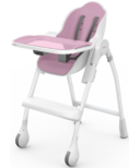 Oribel Cocoon High Chair Rose Meringue