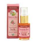 Badger Damascus Rose Face Oil