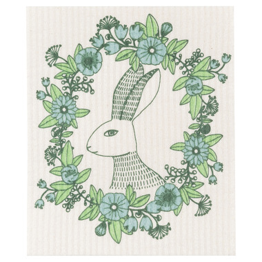 Now Design Spring Hop Swedish Dishcloth
