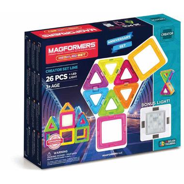 Magformers Creator Neon LED Set