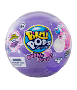 Pikmi Pops Squeezy Plush Bubble Drops Assorted