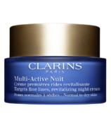 Crème de Nuit Multi-Active de Clarins