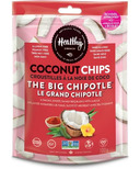 Healthy Crunch The Big Chipotle Coconut Chips