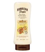 Hawaiian Tropic Sheer Touch Sunscreen Lotion SPF 15