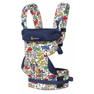 Ergobaby Four Position 360 Cool Air Baby Carrier
