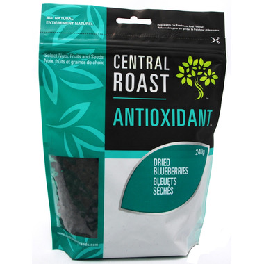 Central Roast Antioxidant Dried Blueberries