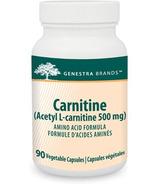 Genestra Carnitine (Acetyl L-Carnitine 500 mg)