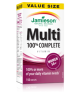 Jamieson Women's Adult Multivitamin 50+ Value Pack