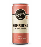 Remedy Organic Kombucha Peach