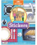 eeboo Kitchen Pretend Play Stickers