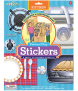 eeboo Kitchen Pretend Play Stickers