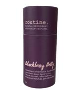Routine Blackberry Betty Deodorant Stick
