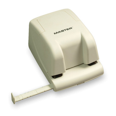 Master Electric Two-Hole Punch