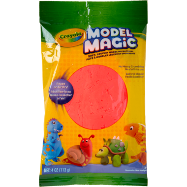 Crayola Model Magic Neon Red