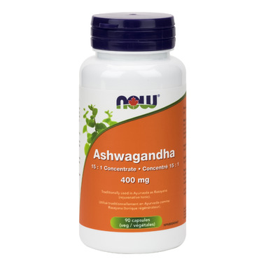 NOW Foods Ashwagandha Extract
