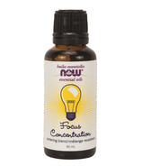 NOW Essential Oils Focus Blend