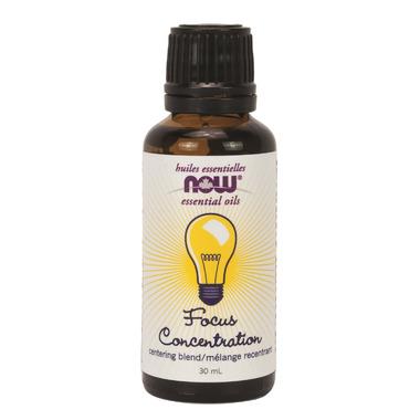 NOW Essential Oils Focus Blend