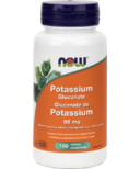 NOW Foods Potassium Plus Iodine