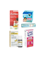 Baby Medicine Cabinet Essentials Bundle