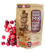 Made with Local Granola Bar Mix Cranberry Choco Chunk