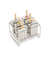 Fox Run Popsicle Set Stainless Steel