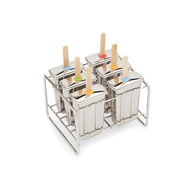 Fox Run Popsicle Set Stainless Steel