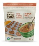 hOMe Grown Living Keto U-Bake Cookie Mix Pumpkin Spice