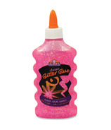 Elmer's Classic Washable Glitter Glue in Pink