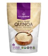 Kunachia Organic White Quinoa