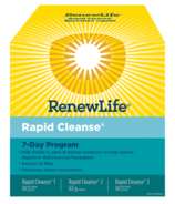 Renew Life Rapid Cleanse 7 Day Program 1 Kit