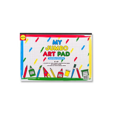 Alex My Jumbo Art Pad