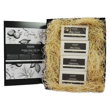 Cocoon Apothecary Artisan Soap Set