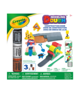 Crayola Modeling Dough Construction Zone Set