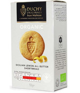 Duchy Originals Organic Sicilian Lemon Shortbread