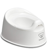 BabyBjorn Smart Potty White Gray