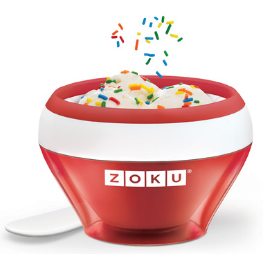 Zoku Ice Cream Maker in Red