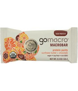 GoMacro MacroBar Sunflower Butter + Chocolate