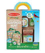 Melissa & Doug Let's Explore Scavenger Hunt Set (Jeu de chasse au trésor)